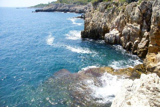 Le Sentier du Littoral, Cap d'Antibes