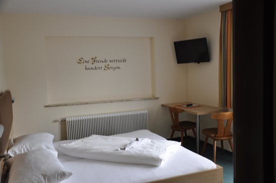 Hotel Pension Starchlhof: Zimmer