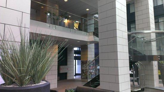 Grand Hotel Reykjavik: Foto dalla hall