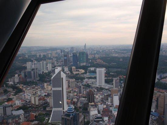 Menara Kuala Lumpur (KL Tower): 景色