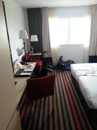 WestCord Art Hotel Amsterdam: Zimmer