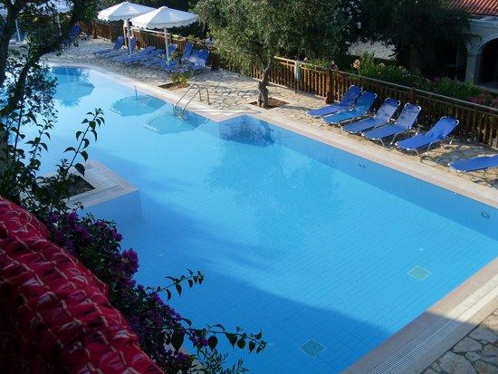 Roda Beach Resort & Spa: view from room