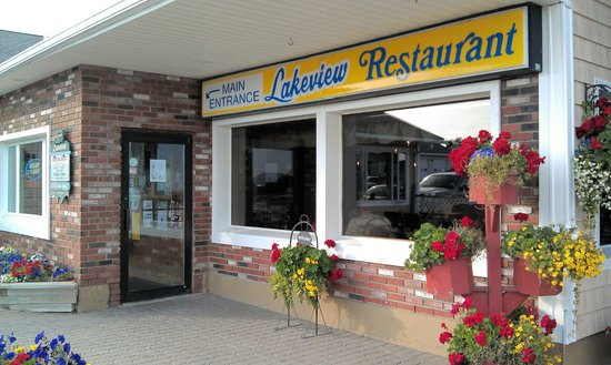 Lakeview Restaurant : Lakeview Main Entrance