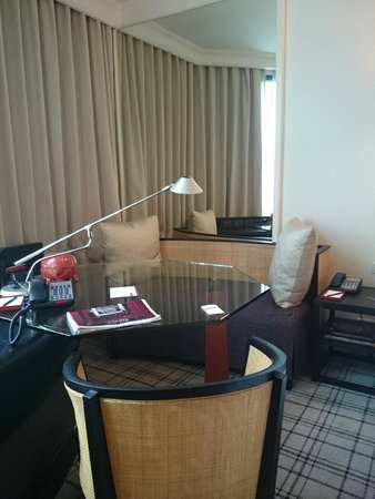 Grand Hyatt Erawan Bangkok : Room