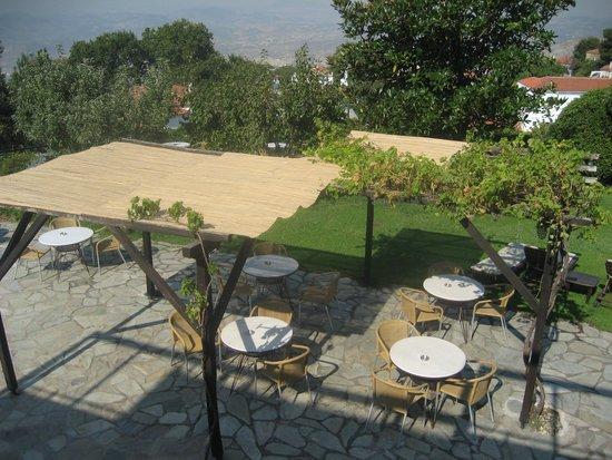 Portaria Hotel: Κήπος