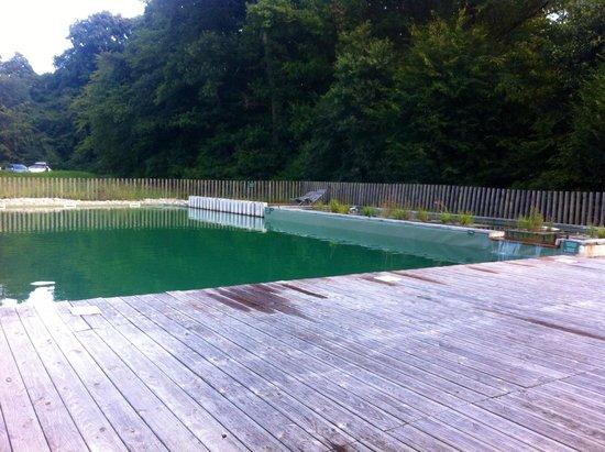 Village Huttopia Senonches : La piscine