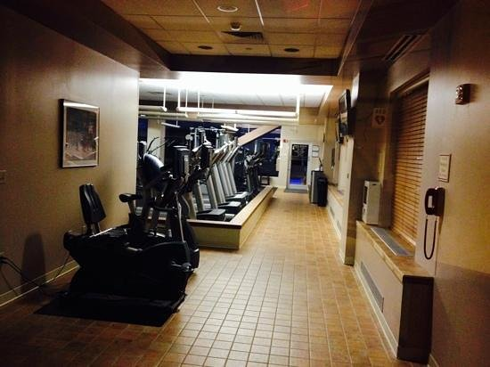 Boston Marriott Quincy: Gym