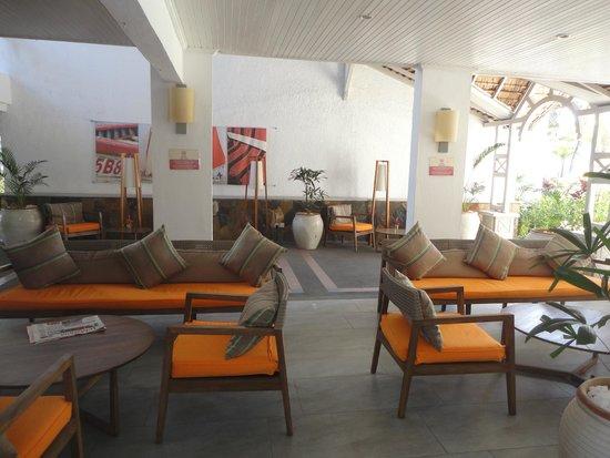 Veranda Palmar Beach: Hall d'accueil