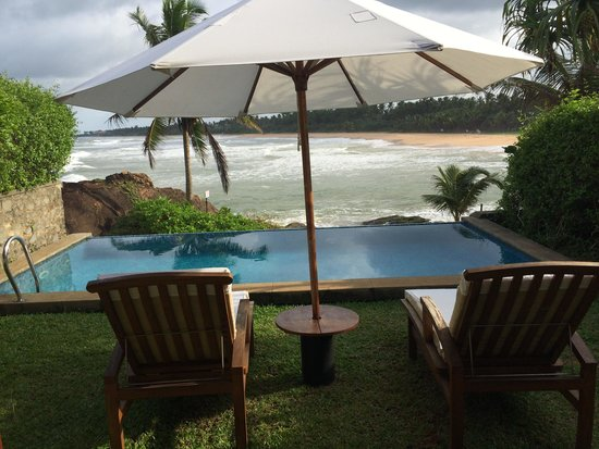 Saman Villas : Room 19 with private pool