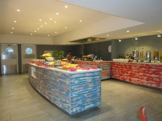 Veranda Palmar Beach : Restaurant