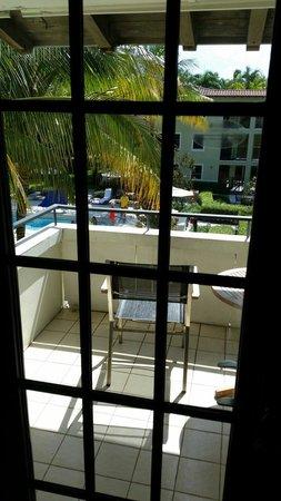 Boca Raton Resort, A Waldorf Astoria Resort: My balcony 1238