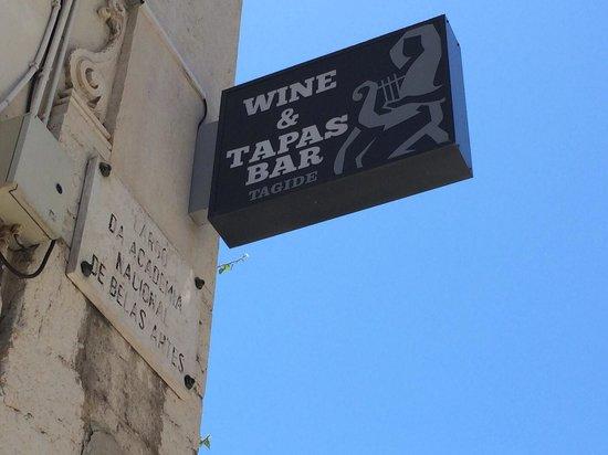 Tagide : Wine & Tapas Bar