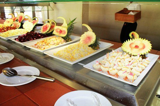 IFA Villas Bavaro Resort & Spa: beach restaurant