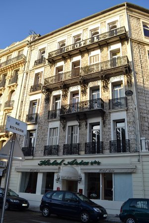Hotel Aria : вид