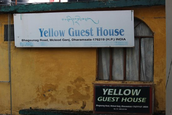 Yellow Guesthouse: Budget hotel