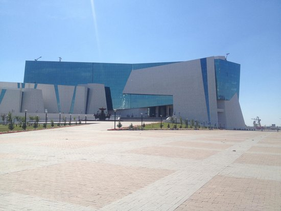 ‪نور سلطان, كازاخستان: National Museum of Kazachstan in Astana‬