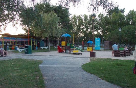 Club MAC Alcudia: kids play area