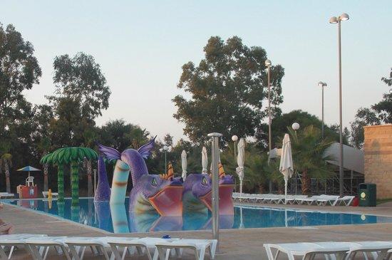 Club MAC Alcudia: draggon pool