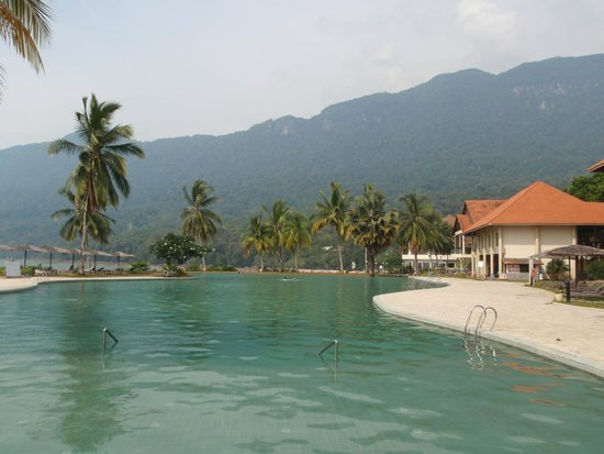 Damai Puri Resort & Spa: Vue Piscine/Mer
