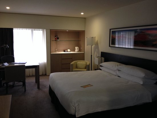 Hilton Adelaide : Spacious room