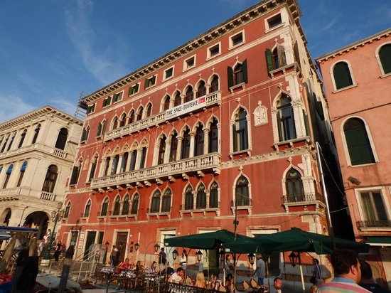 Palazzo Bembo View from Canale Grande