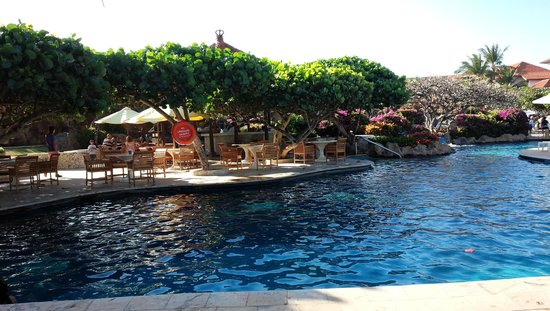 Grand Hyatt Bali: PoolBar