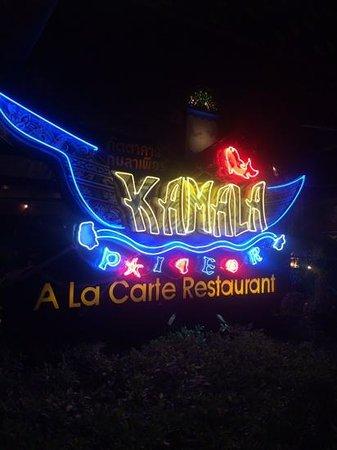 Phuket FantaSea: Kamala Pier A la Carte Restaurant