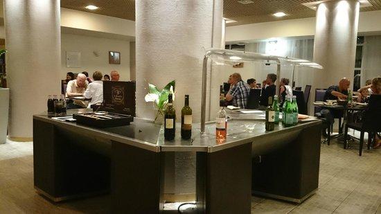 Novotel Firenze Nord Aeroporto: Restaurant