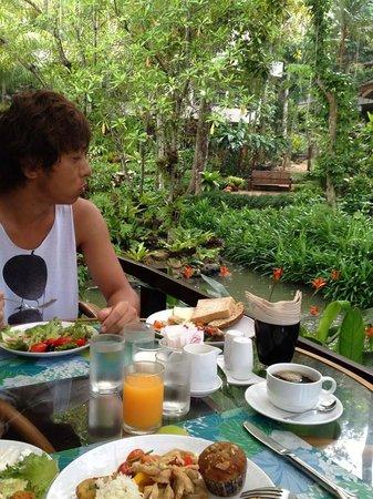 Pakasai Resort: 朝食