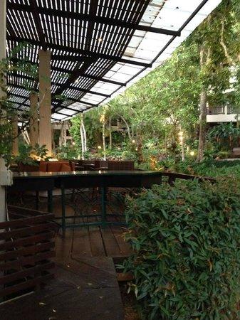 Pakasai Resort: 庭
