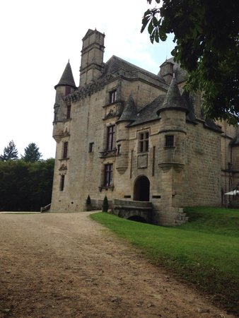 Chateau de Sedieres