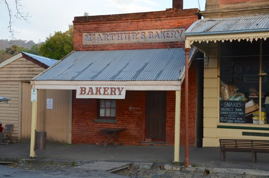Maldon Historic Bakery
