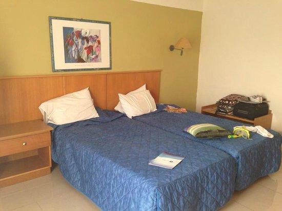 San Pawl Hotel: room