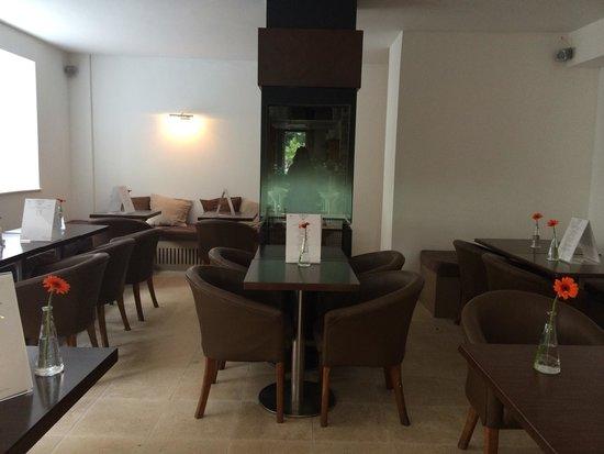 The Lamorna Cove Hotel : Restaurant