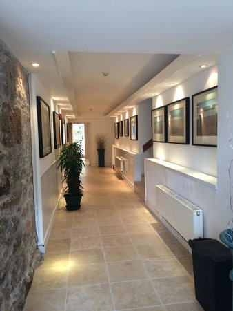 The Lamorna Cove Hotel : Reception/main entrance