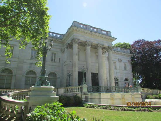Newport Mansions: Marble House