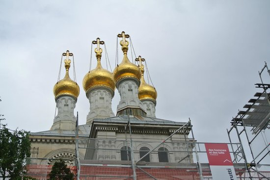 Eglise Russe : Esterno