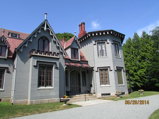 Newport Mansions: Kingscote
