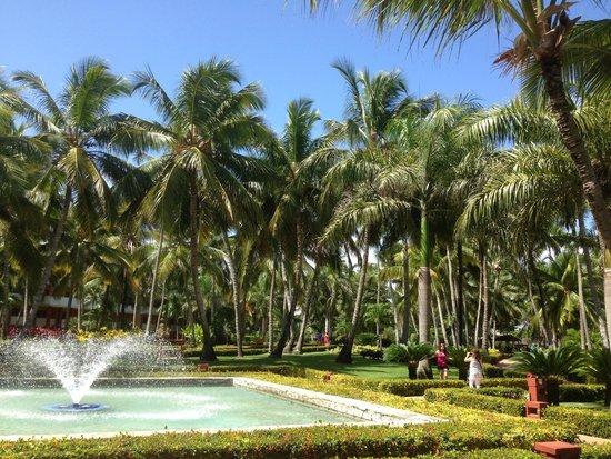 Iberostar Dominicana Hotel : Mitte der Anlage