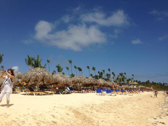 Iberostar Dominicana Hotel : Hotelstrand