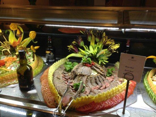 Iberostar Dominicana Hotel: eine Vorspeise