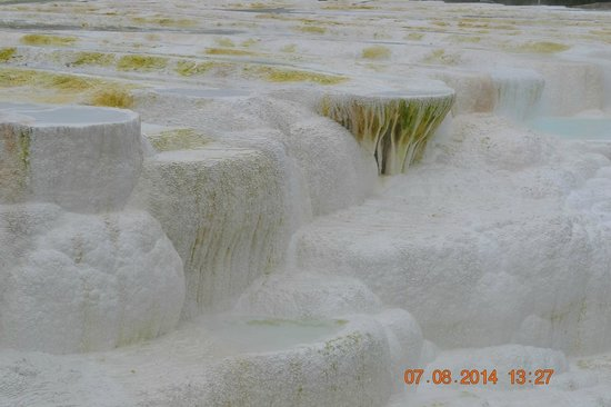 Saliris Resort: Соляной холм