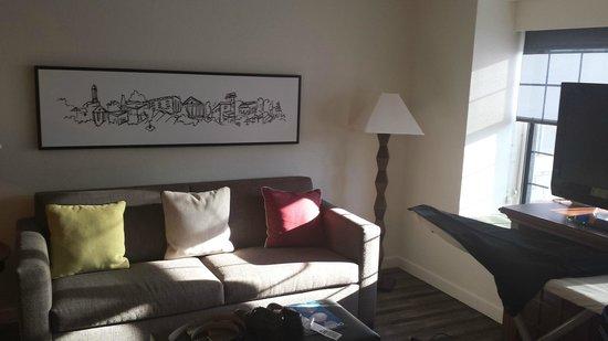 HYATT house Parsippany-East: Guest Room
