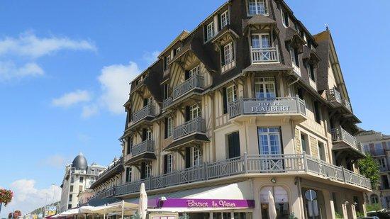 Le Flaubert : L'hôtel Flaubert