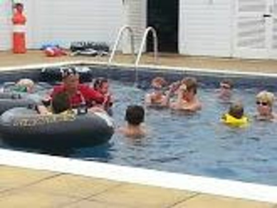 Manor Park Holiday Park - Park Resorts: Lunchtime 'Pirate Rafting' with Captain Jack