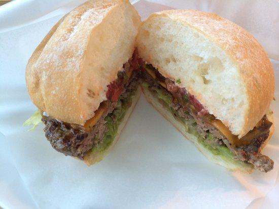 BeBu: great burger ,ever !!
