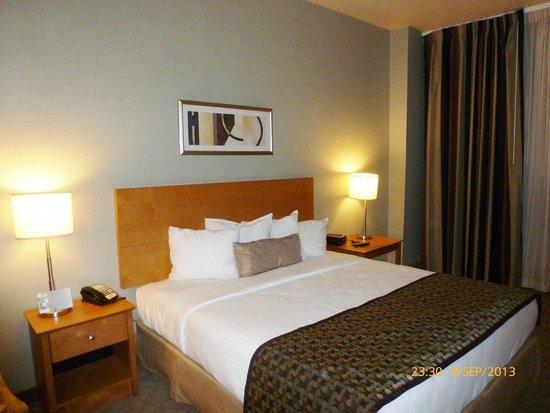 Platinum Hotel and Spa: chambre