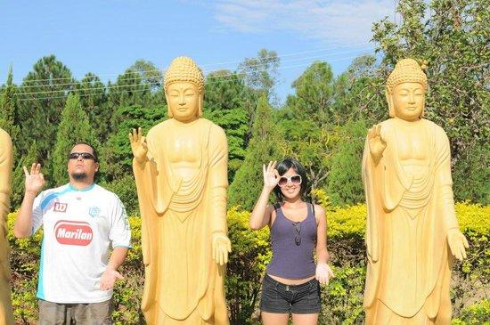 Buddhist Temple: Templo Budista