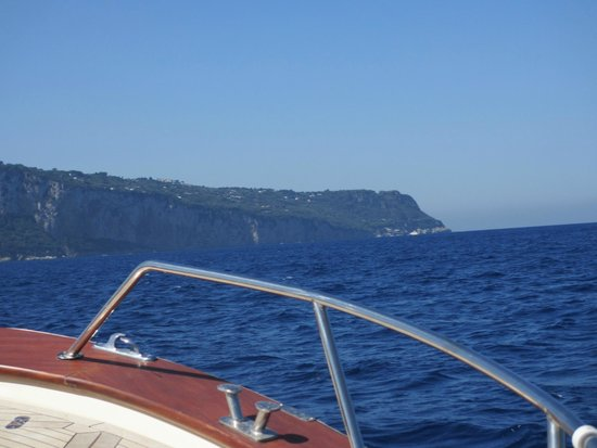 You Know!: A view from the boat