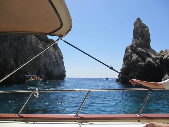 You Know!: Visiting one of many coves